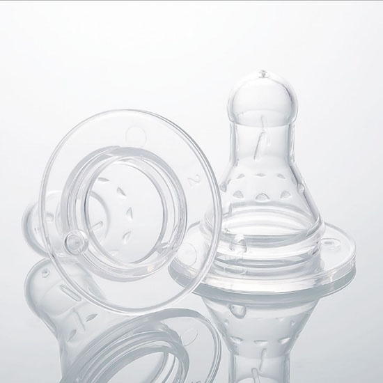 Bottle Silicone Nipple