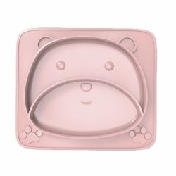 Baby Silicone Divided Plate